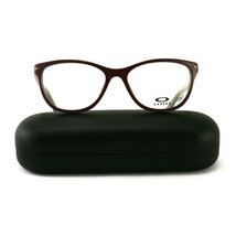 Oakley Stand Out Brown Eyeglasses OX1112-02 Demo Lens 53 16 136 - $79.80
