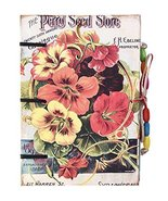 Flower Print Special Binding Journal Diary Notebook Christmas Gifts - $30.69