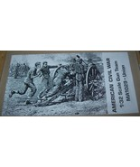 54mm 1/32 METAL NEW HOPE MEN AT ARMS ACW CIVIL WAR CANNON & CREW BOXED SET - $115.00