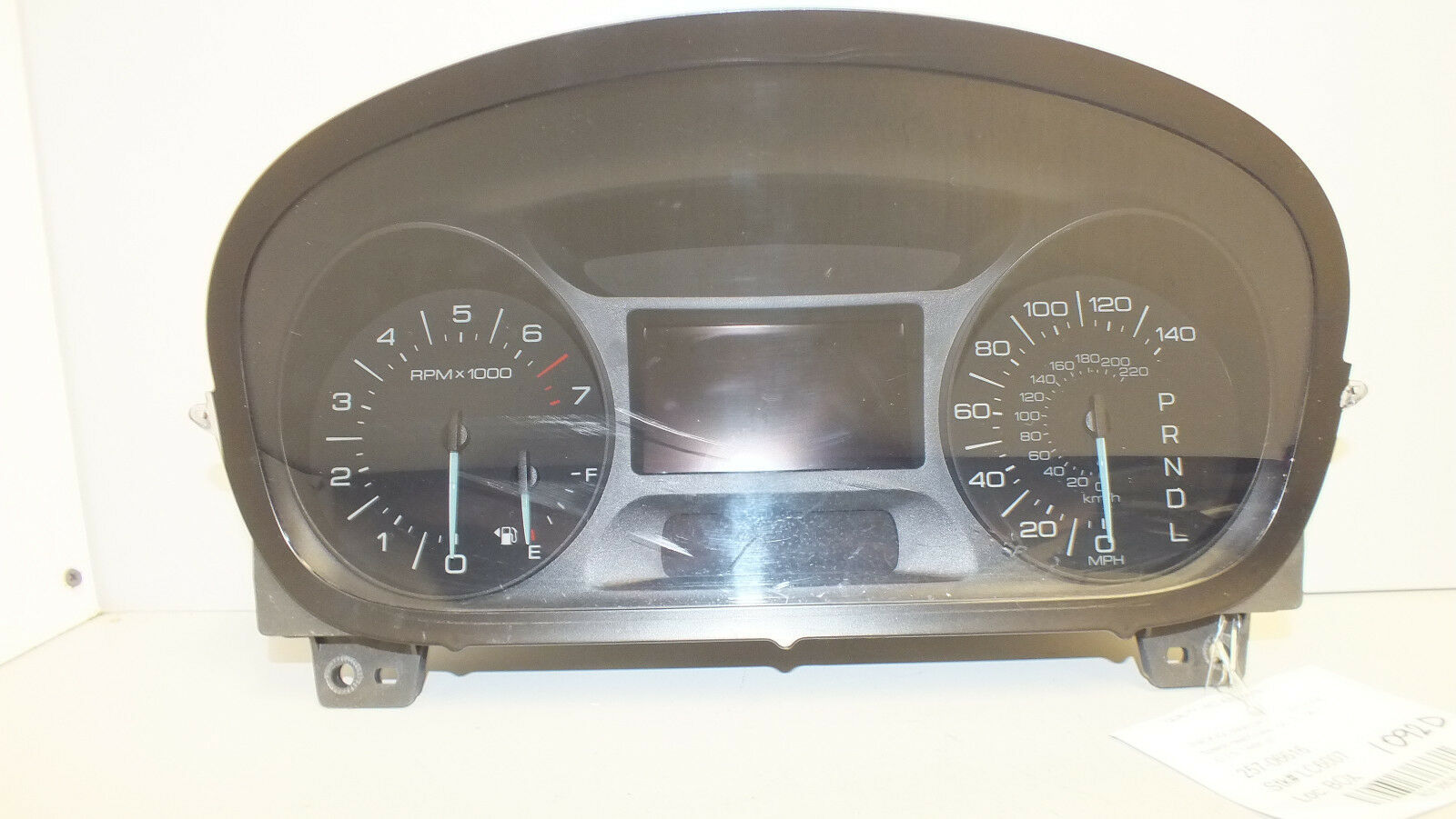 Primary image for 11 2011 FORD EDGE SE 3.5L INSTRUMENT CLUSTER BT4T-10849-AK (74k miles)#1092D