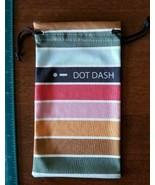 New DOT DASH soft Sunglass / Eyeglass Case ~ Awesome! made by  VZ SUNGLA... - $5.93