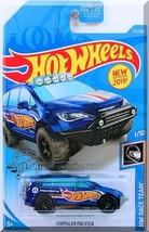 Hot Wheels - Chrysler Pacifica: HW Race Team #1/10 - #215/250 (2019) *Blue* - $3.00