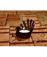 Holiday Turkey Tealight Holder - $5.75