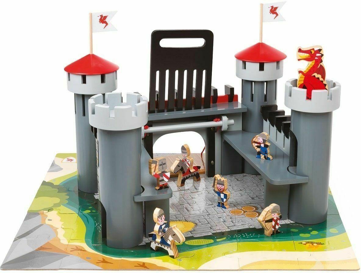 Alex Wooden Dragon Castle set New image 3