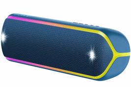 Sony SRS-XB32/L Portable Waterproof Bluetooth Speaker SRSXB32 - Blue **G... - $82.40
