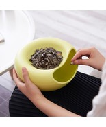 Lazy to eat seeds artifact melon seeds for double melon seeds disk stora... - $38.46