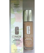 Clinique Beyond Perfecting Foundation + Concealer ~ 12 PORCELAINE BEIGE ... - $29.99