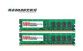 Simmtec 8GB 2 x 4GB DDR3 Memory RAM for DELL OPTIPLEX 3010 390 580 790 7900 9010