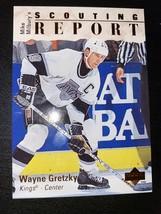 1995-96 Upper Deck Kings Hockey Card #252 Wayne Gretzky Free Shipping - $3.79