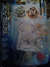 Beyblade Rafale 2 Pack Caynox et Wyvron W2 Double Paquet Hasbro Torn Paquet - $21.99