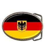 Germany Flag Belt Buckle German - $6.59