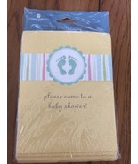 American Greetings 10 Count Invitations Includes Guest Checklist  Ships ... - $4.94