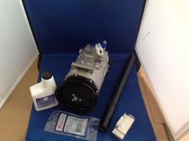 06-13 Audi TT Quattro RS 2.5 Auto AC Air Conditioning Compressor Repair ... - $377.16