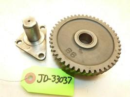 John Deere F912 Front Mow 322 Tractor Yanmar 3TG66UJ 18hp Engine Idler Gear - $29.56