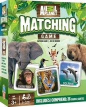 Animal Planet Matching Game Educational Family Board Game NEW FREE Shipping - $15.89