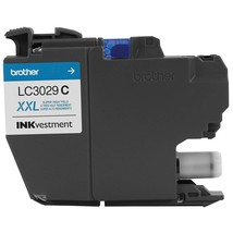 Brother LC3029C Cyan Ink Cartridge for  MFC-J5830DW MFC-J5830DW XL - $32.62