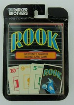 Sealed Complete Vintage Parker Brothers Rook Bidding Card Game NOS In Pa... - $23.75