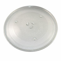 HQRP 12.5-inch Glass Turntable Tray for GE Microwave Oven Cooking Plate ... - $27.95