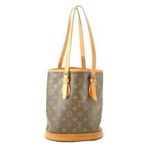 LOUIS VUITTON Monogram Bucket PM Old Model Shoulder Bag M42238 LV Auth c... - $198.00