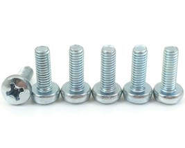 6 New Tv Stand Screws For Rca Model LED52B55R120Q - $6.62