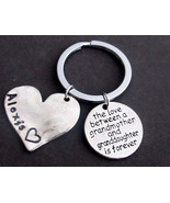 The love between a grandmother and granddaughter is forever, Grandmother... - $13.30