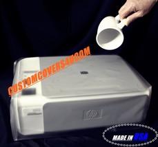 Clear Vinyl Dust Cover | For Epson Printer Workforce WF-3640 - $18.99