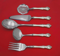 Debussy by Towle Sterling Silver Thanksgiving Serving Set 5-Piece Custom Made - $359.00