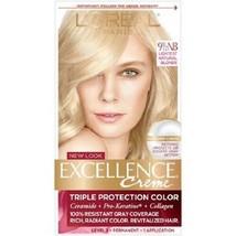 L'Oreal Paris Excellence Creme Haircolorr New. Fr Shpg - $14.60