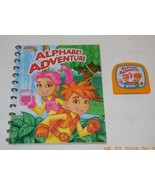 Electronic Story Reader Video Plus Alphabet Adventure Book and Game - $14.00