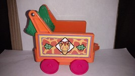 Fisher Price Little People Zoo Train Giraffe Train Only (Replacement Piece) - $6.00