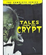 Tales From the Crypt the Complete Series DVD Box Set Brand New - $42.95