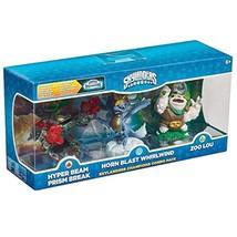 Skylanders Imaginators - Champions Combo Pack (Prism Break, Whirlwind, Zoo Lou) - $101.99