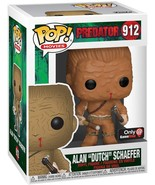 "Funko POP! Movies: Predator- Alan ""Dutch"" Schaefer Muddy - $15.99"