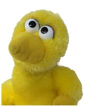 "Applause Vintage Sesame Street Big Bird Plush 15"" Stuffed Animal Closed ... - $12.00"