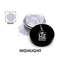 LIP INK Genuine Brillantes Polvos Magicos Grape - Uva o - $19.80