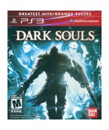 Dark Souls (Sony PlayStation 3, 2011) COMPLETE with case and manual mint - $17.09