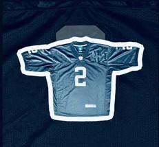 Reebok JaMarcus Russell Oakland Raiders Jersey NFL On Field Black Men's ... - $49.49