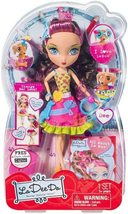 La Dee Da - Poupée City Girl - Dee Loves LeBun Signature Doll  - $30.00