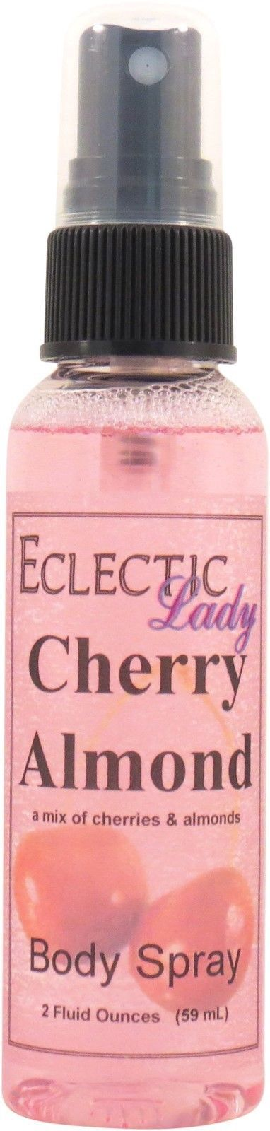 Cherry Almond Body Spray