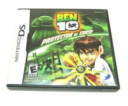 Ben 10: Protector of Earth (Nintendo DS, 2007) - European Version - $13.71