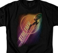 Star Trek The Next Generation Discovery TV sci-fi series graphic tee CBS2289 image 2