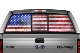 Ford F150 F 150 Window Vision Graphics Vinyl Sticker Decal 09-14 USA - $49.46