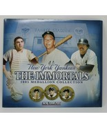 2005 NY Post New York Yankees The Immortals Medallion Collection Place H... - $9.87
