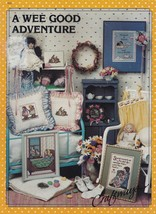 Wee Good Adventure, Craftways Cross Stitch Pattern Book N63 by Michel Be... - $4.95