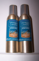 2 Yankee Candle Turquoise Sky Concentrated Room Spray 1.5 oz each - $15.99
