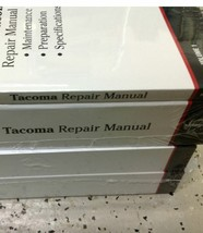 2003 toyota tacoma truck service manual repair shop with diagram book - $341.51