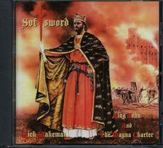 Rick Wakeman – Softsword (King John And The Magna Charter  CD - $14.99