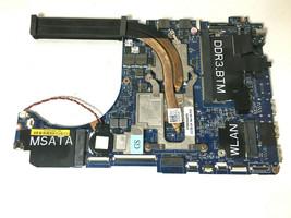 Dell OEM XPS 15 L521X System Motherboard 28P5P Intel i7-3632M 2.2GHz Qua... - $193.05