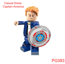 Red Arrow/The Dark Archer/ Super Heroes Building Blocks Casual Dress Cap... - $0.99