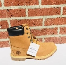 Timberland Women's 6 inch Double Sole Premium Wedge Waterproof Boots SIZE:9 - $205.77 CAD